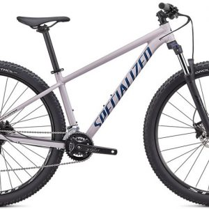 "Specialized Rockhopper Comp 2x 27,5"" Ljuslila/blå 3"