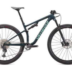 Specialized Epic Evo - Satin Forest Green/Oasis 10