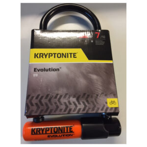 Kryptonite Evolution STD 10.2cmx22.9cm SSF inkl fäste 8
